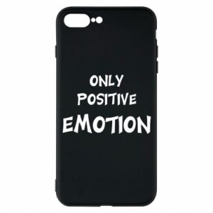 Etui do iPhone 7 Plus Only positive emotion