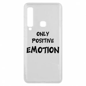 Etui na Samsung A9 2018 Only positive emotion
