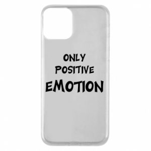 Etui na iPhone 11 Only positive emotion