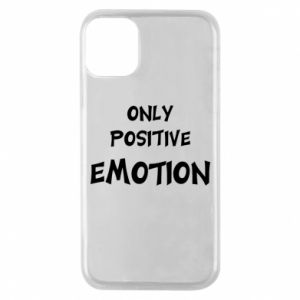Etui na iPhone 11 Pro Only positive emotion