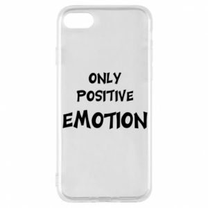 Etui na iPhone 8 Only positive emotion