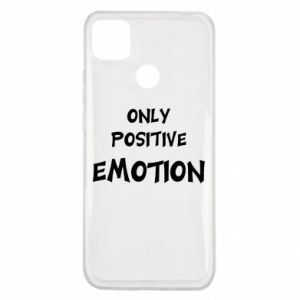 Etui na Xiaomi Redmi 9c Only positive emotion
