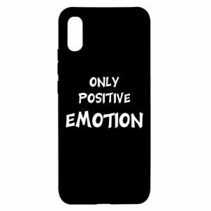 Xiaomi Redmi 9a Case Only positive emotion