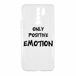 Etui na Xiaomi Redmi 9 Only positive emotion