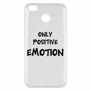 Etui na Xiaomi Redmi 4X Only positive emotion