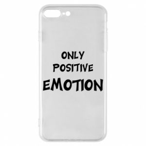 Etui na iPhone 8 Plus Only positive emotion