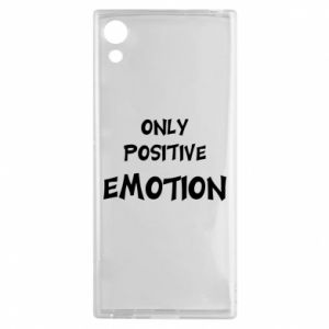 Etui na Sony Xperia XA1 Only positive emotion