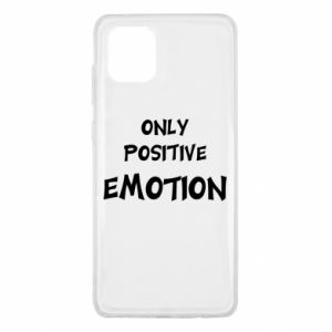 Etui na Samsung Note 10 Lite Only positive emotion