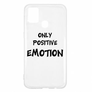Etui na Samsung M31 Only positive emotion