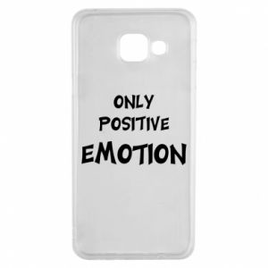Etui na Samsung A3 2016 Only positive emotion
