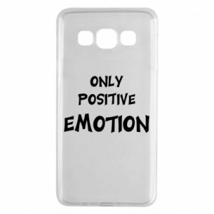 Etui na Samsung A3 2015 Only positive emotion