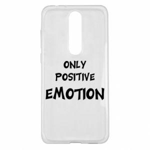 Nokia 5.1 Plus Case Only positive emotion