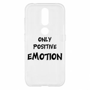 Etui na Nokia 4.2 Only positive emotion