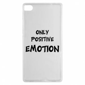 Etui na Huawei P8 Only positive emotion