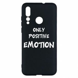 Etui na Huawei Nova 4 Only positive emotion
