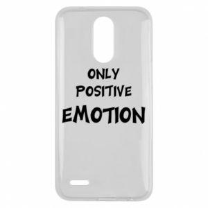 Lg K10 2017 Case Only positive emotion