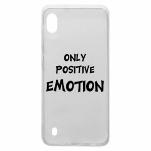 Etui na Samsung A10 Only positive emotion