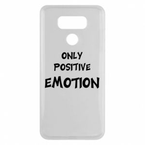 Etui na LG G6 Only positive emotion