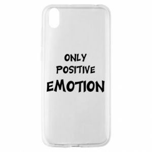 Etui na Huawei Y5 2019 Only positive emotion