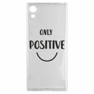Sony Xperia XA1 Case Only  Positive!