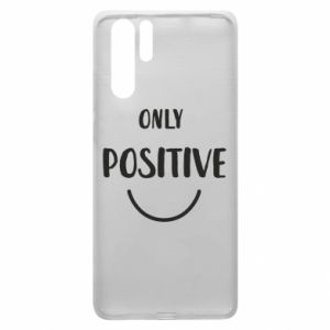 Huawei P30 Pro Case Only  Positive!