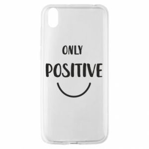 Etui na Huawei Y5 2019 Only  Positive!