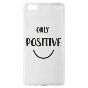 Huawei P8 Lite Case Only  Positive!
