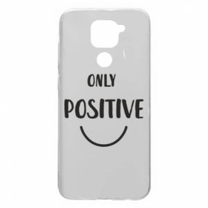 Xiaomi Redmi Note 9 / Redmi 10X case % print% Only  Positive!