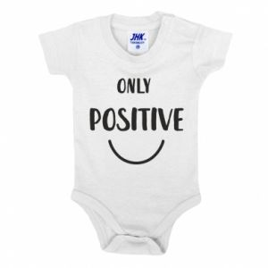 Baby bodysuit Only  Positive!