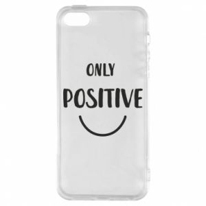 Etui na iPhone 5/5S/SE Only  Positive!