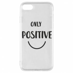 Etui na iPhone 7 Only  Positive!