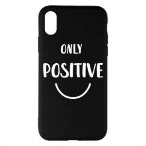 Etui na iPhone X/Xs Only  Positive!