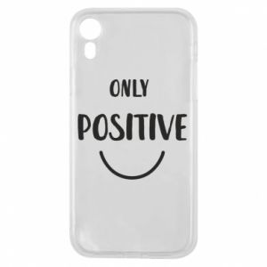 iPhone XR Case Only  Positive!