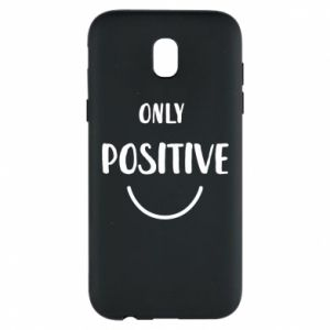 Samsung J5 2017 Case Only  Positive!