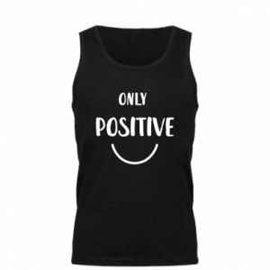 Męska koszulka Only  Positive!
