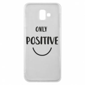 Etui na Samsung J6 Plus 2018 Only  Positive!