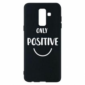 Etui na Samsung A6+ 2018 Only  Positive!