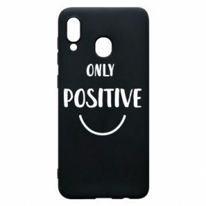 Etui na Samsung A20 Only  Positive!