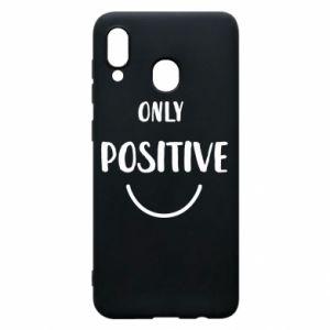 Etui na Samsung A30 Only  Positive!