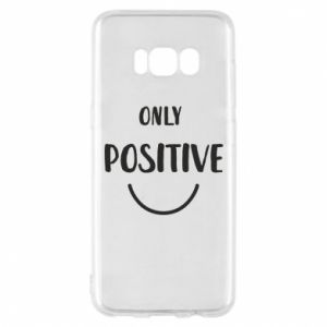 Samsung S8 Case Only  Positive!