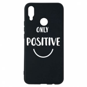 Huawei P Smart Plus Case Only  Positive!