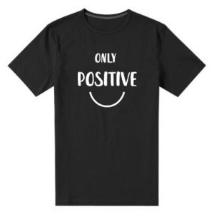 Męska premium koszulka Only  Positive!