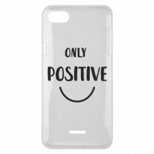 Etui na Xiaomi Redmi 6A Only  Positive!