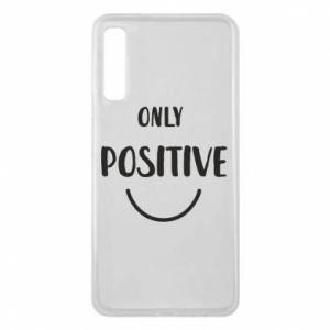Etui na Samsung A7 2018 Only  Positive!