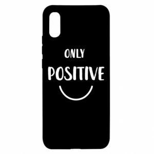 Xiaomi Redmi 9a Case Only  Positive!