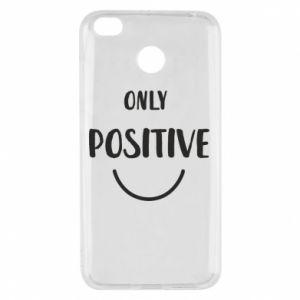 Xiaomi Redmi 4X Case Only  Positive!