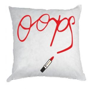 Pillow Oops - PrintSalon