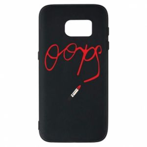 Phone case for Samsung S7 Oops
