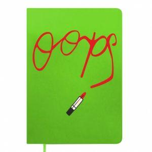 Notepad Oops