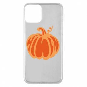 Etui na iPhone 11 Orange pumpkin